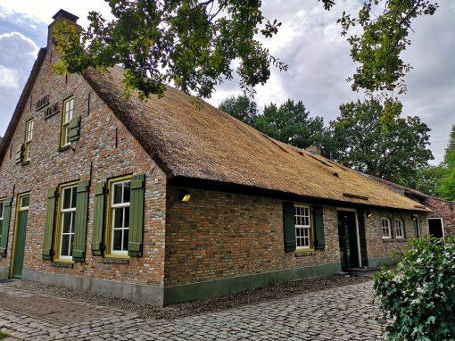 Rieten dak Oosterhout